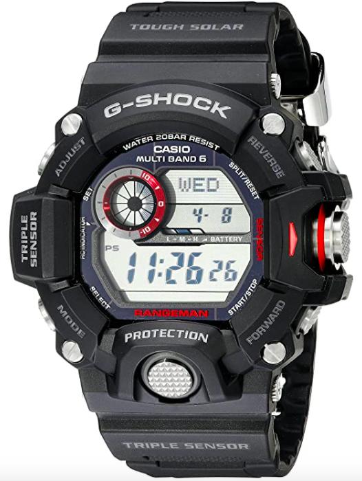 Casio G-Shock Rangeman - The Skilled Survivor