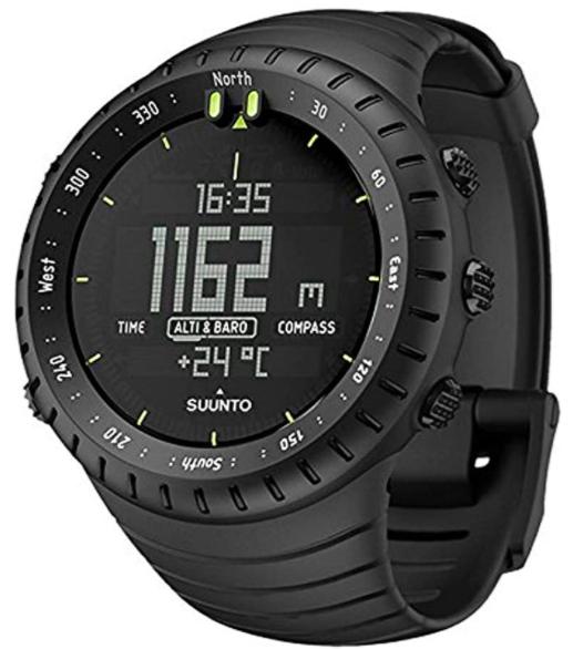 Suunto Core Wrist-Top Computer Watch - The Skilled Survivor