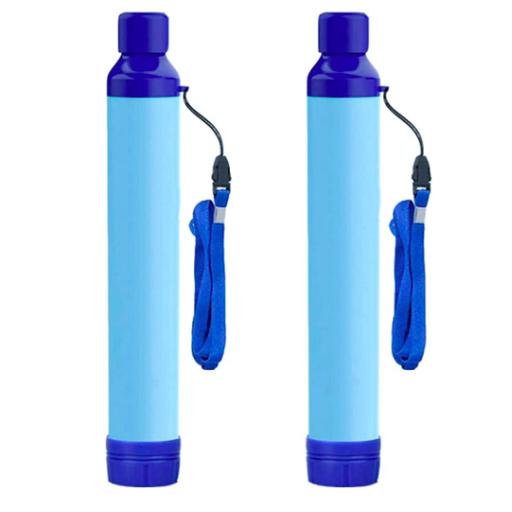 Hipoten Water Filter Straw 2 Pack - The Skilled Survivor