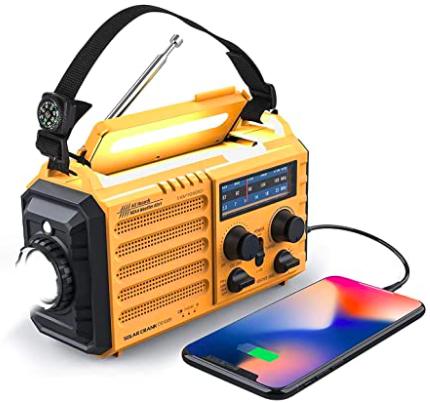 Raynic CR1009 Emergency Radio - The Skilled Survivor