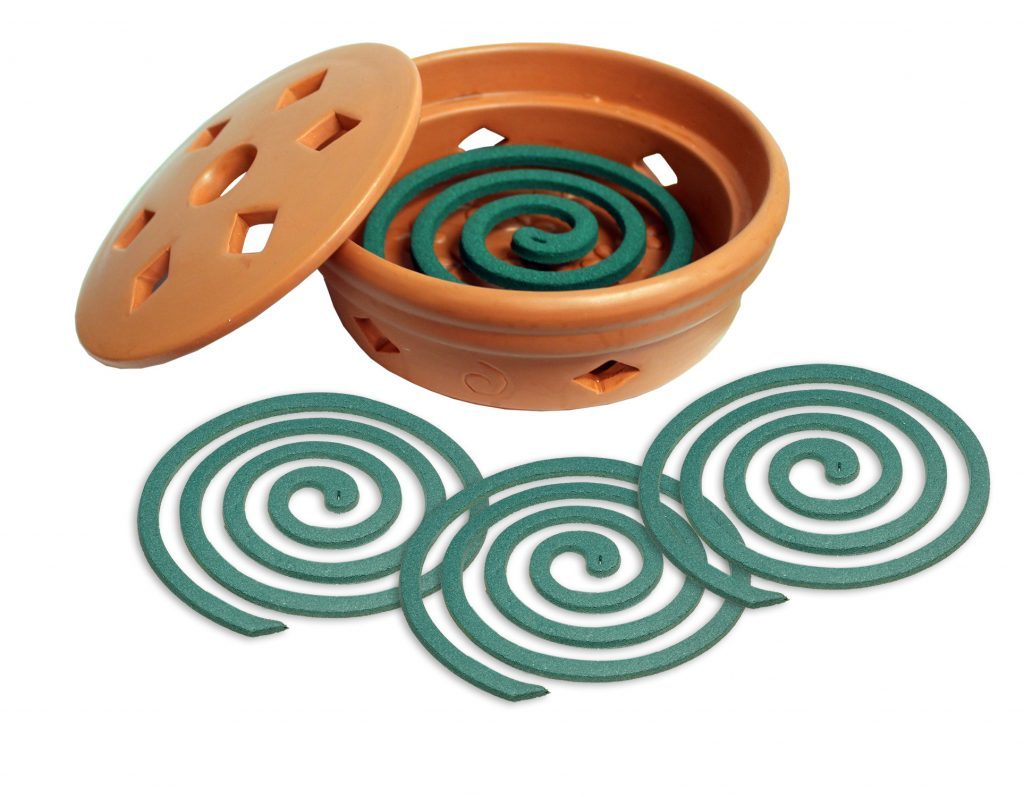 Mosquito Coils and Diffusers