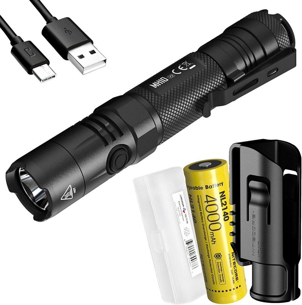 Nitecore USB-C Rechargeable EDC Flashlight
