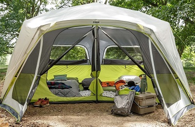 Screen room tent - The Skilled Survivor