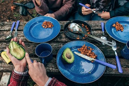 Camping Dinnerware - The Skilled Survivor