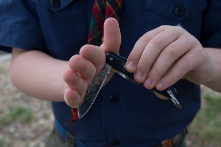 Best Pocket Knife for Kids of 2021 - The Skilled Survivor