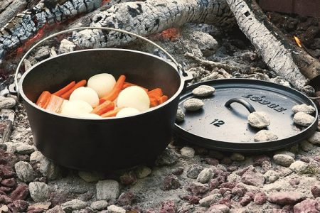 Dutch Ovens for Camping - The Skilled Survivor