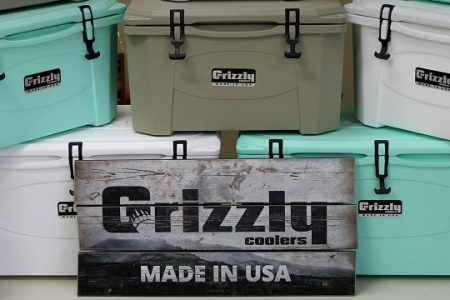 Grizzly Cooler - The Skilled Survivor