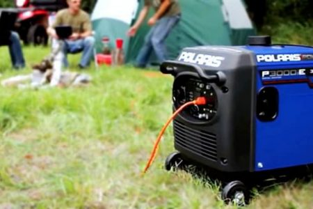 Portable Generator for Camping - The Skilled Survivor