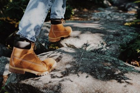 Timberland Boots - The Skilled Survivor