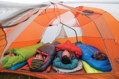 Best 4 Person Tents - The Skilled Survivor