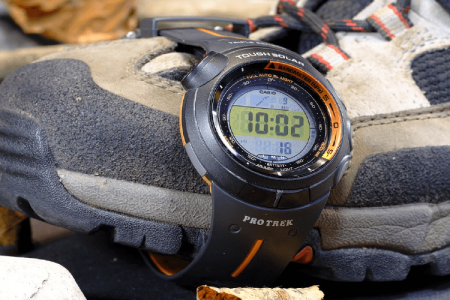 Hiking Watch Under $100 - The Skilled Survivor