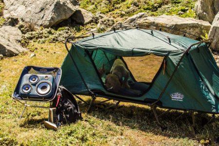 Kamp Rite Tent Cot - The Skilled Survivor