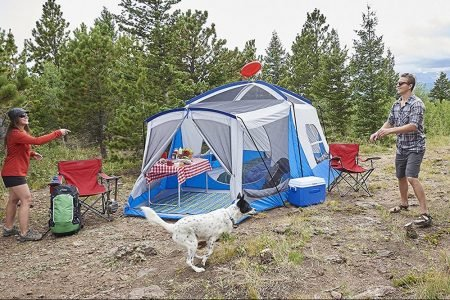 Best Family Tent With Screen Room in 2021 - theskilledsurvivor.com